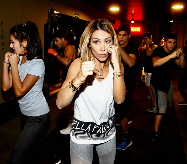 Bella Falconi (Foto: Thiago Bernardes/ Ed. Globo)