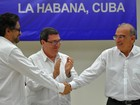 Parte dos colombianos rejeita termos do acordo de paz com Farc