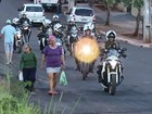 Polícia Militar faz operação em busca de armas e drogas em Maringá