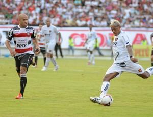 Santa Cruz x Sport - Marcelinho Paraíba - Anderson Pedra (Foto: Aldo Carneiro)