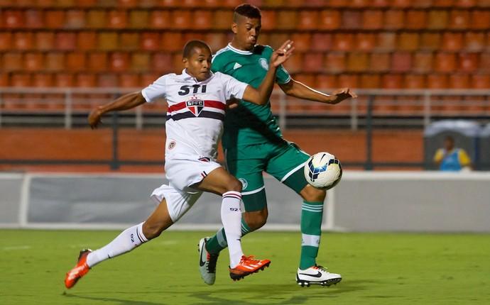São Paulo x Palmeiras Copa do Brasil Sub--17 (Foto: Daniel Guimarães / saopaulofc.net)