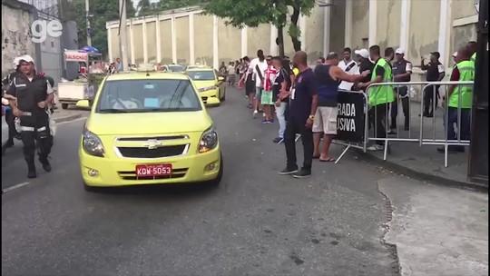 Táxi para virada, tuiteiros animados e setas ao gol: curiosidades do fim de semana