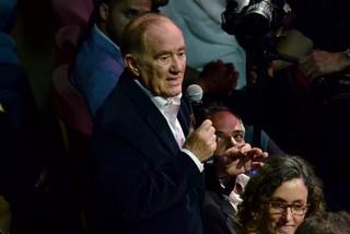 Renato Aragão no Grande Prêmio do Cinema Brasileiro. (Foto: Roberto Teixeira / EGO)