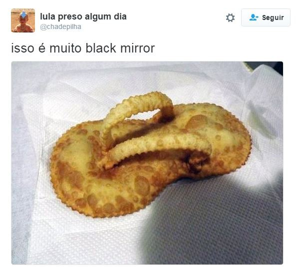 Black Mirror em todos os lugares! Memes sobre a série (Foto: Twitter / Reprodução)