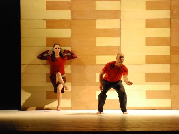 Companhia de Dança Inércia Zero (Foto: Divulgação/ UFJF)