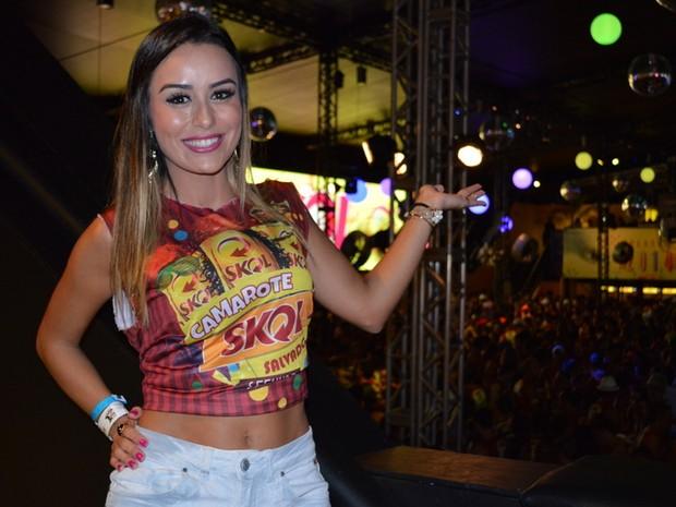 Letícia (Foto:  Felipe Souto Maior / AgNews)
