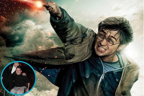 'Harry Potter e As Relíquias da Morte - parte 1' (2011) (Foto: Divulgação / Reprodução)