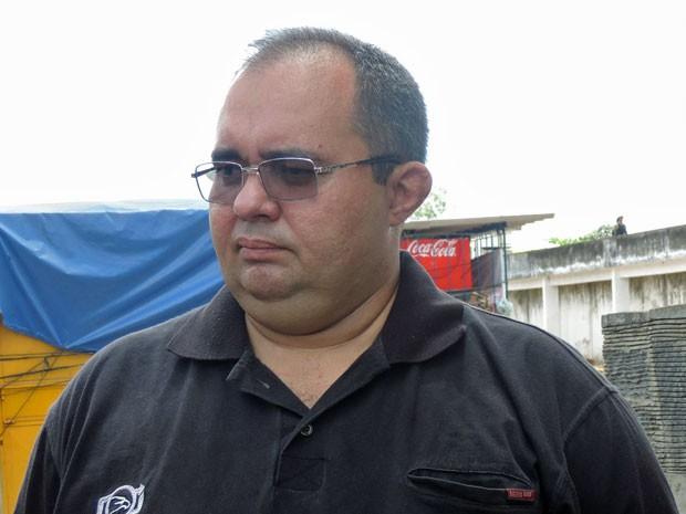 Para Carlos Alberisson, este é o momento de expor problemas e pedir melhorias (Foto: Marina Barbosa / G1)