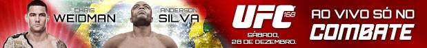 Banner UFC Combate (Foto: Combate)