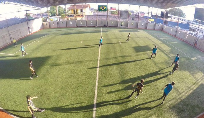 Campeonato Amazonense de Societey (Foto: William D'angelo/Divulgação)