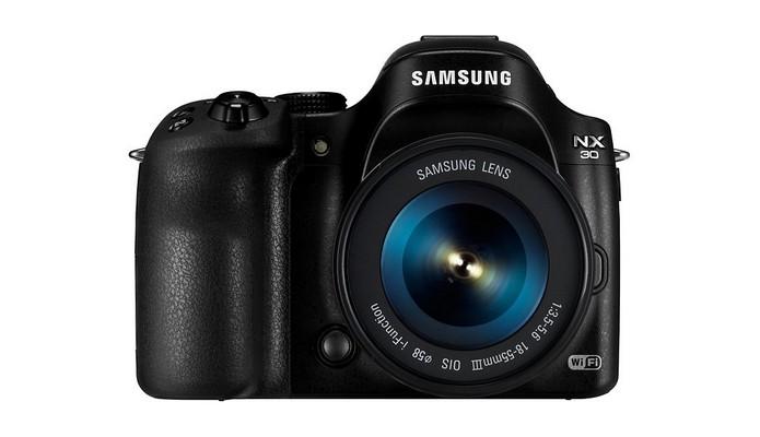 Samsung Smart NX30 (Foto: Divulgação/Samsung)