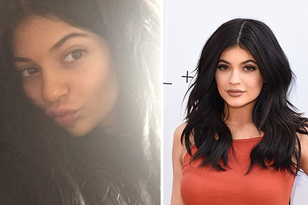 Kylie Jenner (Foto: Instagram e Getty Images)