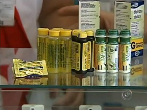 Antiácidos podem provocar problemas cardíacos, segundo estudo (Foto: Reprodução/TV Tem)