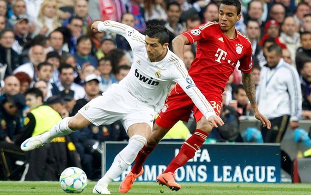 Cristiano Ronaldo - Real Madrid X Bayern (Foto: Ag. EFE)