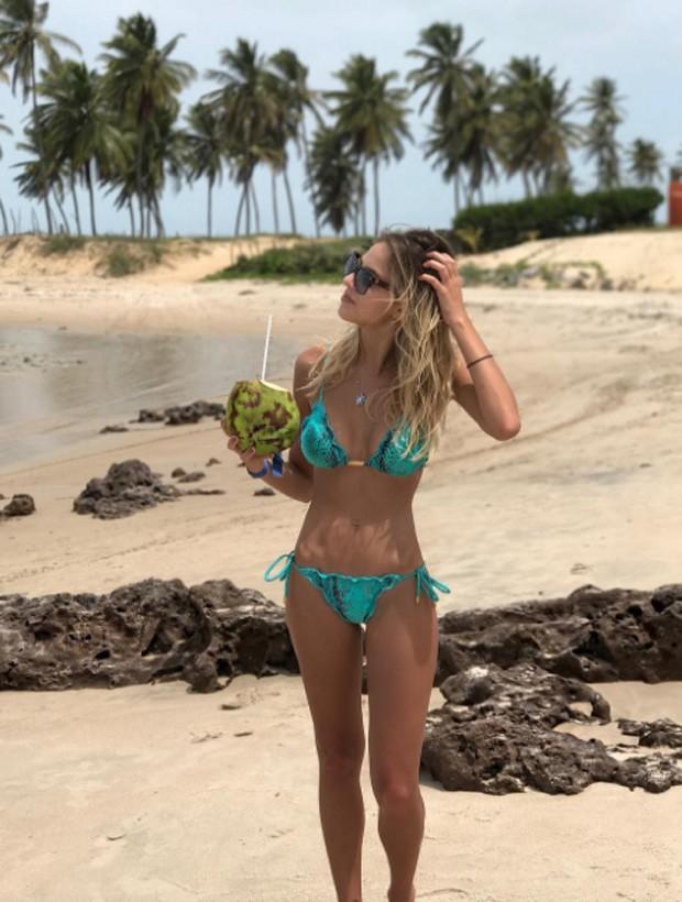 Katrin Kenigsberg, affair de Thiago Rodrigues (Foto: Reprodução/Instagram)