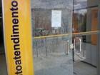 Quadrilha assalta agência bancária em Iramaia após saída de carro-forte