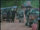 Exército isola reserva para facilitar buscas por desaparecidos no AM