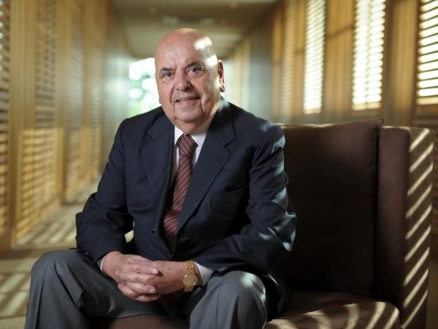 Biografia narra trajetória do empresário português Armindo Dias (Foto: Raul Zito)