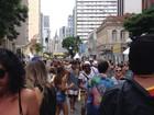 Garibaldis e Sacis e Monobloco agitam o pré-carnaval de Curitiba