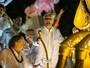 Caetano, Alcione e mais famosos celebram (Rodrigo Gorosito/G1)