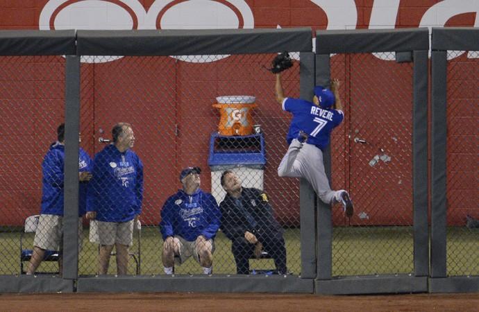 Royals x Blues Jays MLB (Foto: Reuters)