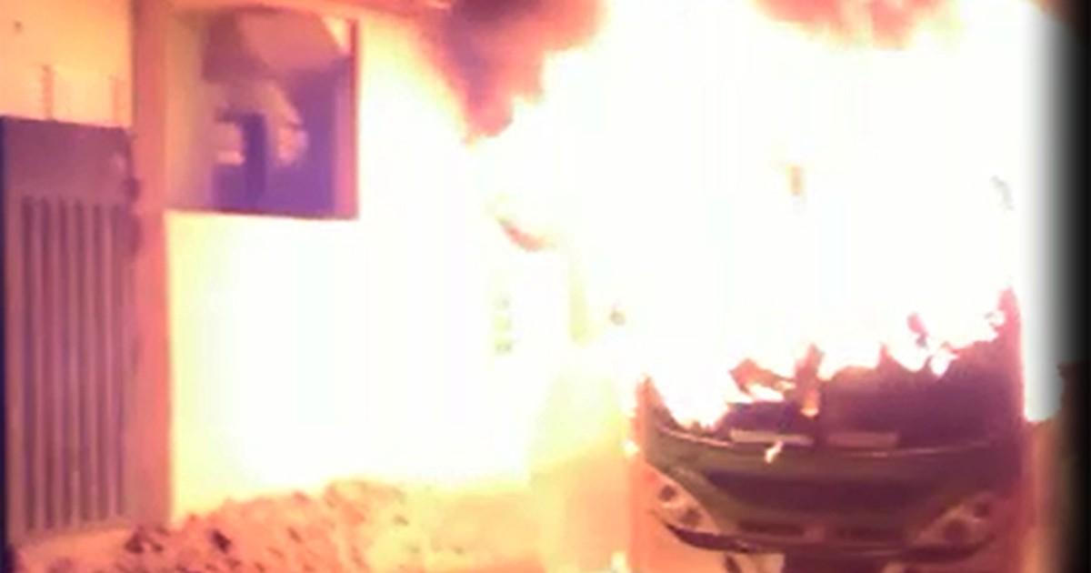 Polícia Militar acredita que suspeitos incendiaram ônibus por ... - Globo.com