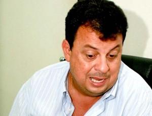 Jorge VI, presidente do CSA (Foto: Paulo Lira/Notícia na Mira)