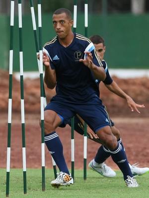 Vitor Hugo sequer conseguiu pedir desculpas (Foto  Cesar Greco Ag  Palmeiras Divulgação) 5df73ae1dea7e