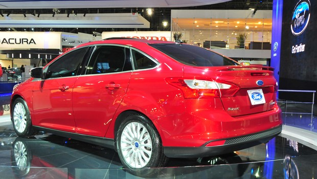 Ford Focus Titanium (Foto: Alexandre Silvestre / Autoesporte)