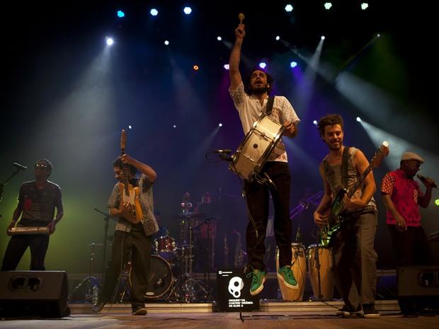 Banda Orquestra Contemporânea de Olinda que estará presente no Grito de carnaval do Suvaco da Asa (Foto: Beto Figueroa/Divulgação)