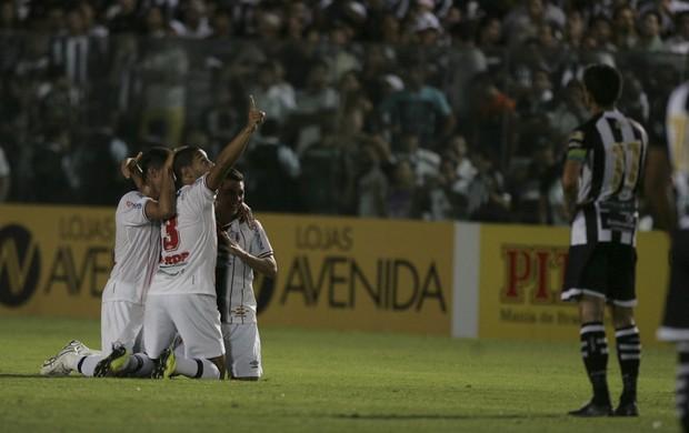 Ceará x Joinville (Foto: Kiko Silva/Agência Diário)