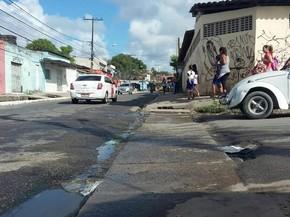 Pm morto jordão  (Foto: Kety Marinho/TV Globo )