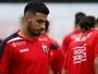 Leo Coca diz que passagem por Inter ajudou após gol perdido contra SP
