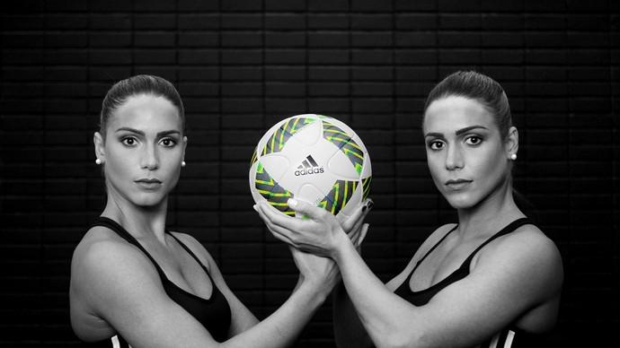Bola das Olimpíadas do Rio 2016 é lançada e já tem até nome  Errejota de6f83d2f74a4