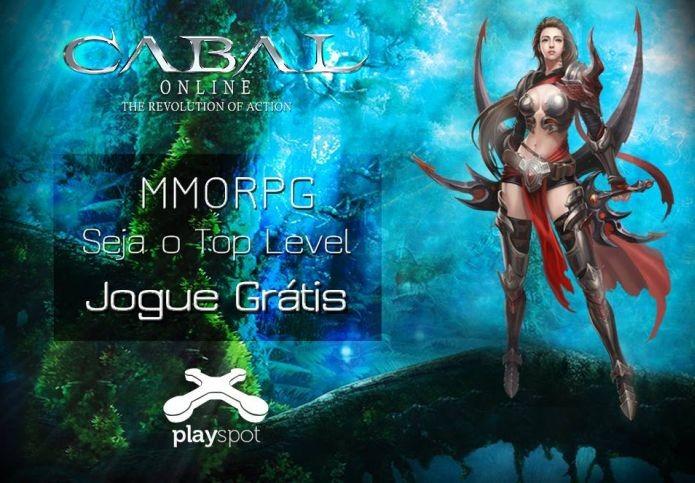 Playspot assume um jogo consolidado entre os MMORPGs (Foto: Divulgação)
