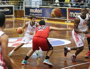 Basquete - Leones x Flamengo - Laprovittola (Foto: Samuel Vélez/FIBA Américas )
