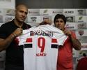 Com contrato para Série C e Paulistão de 2018, Edno chega ao Botafogo-SP