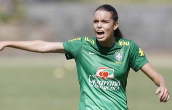 Brasil conquista vaga para Mundial Sub-17 com Ana Vitória em campo