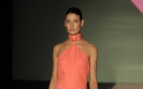 Desfile Giulia Borges no Fashion Rio (verão 2012)