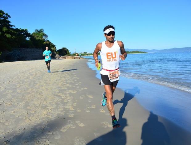 Equipe Eu Atleta Volta à Ilha (Foto: Luiz Peixoto)