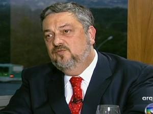 Oposição ainda quer em investigar patrimônio de Palocci (Foto: Rede Globo)