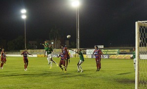 Cuiabá e Barbalha pela Copa do Brasil (Foto: Cuiabá Esporte Clube)