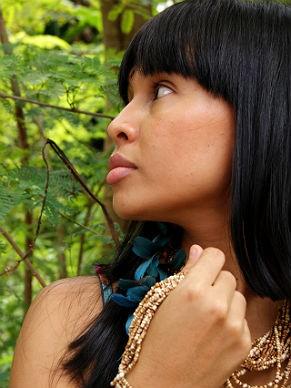 Danielle Soprano Filme Xingu (Foto: Ruth Jucá)