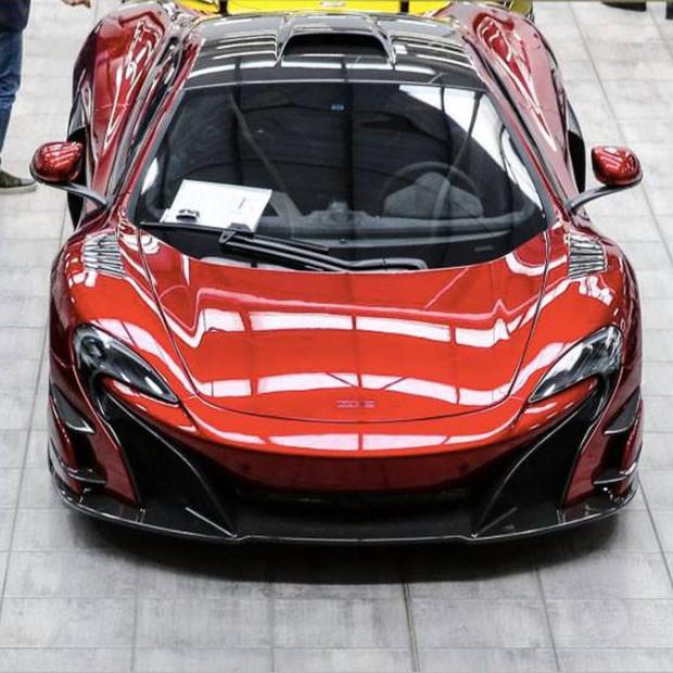 McLaren 688 High Sport (Foto: Divulgação)