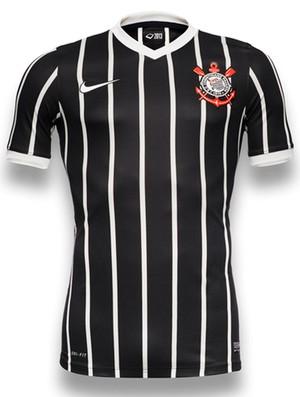 Corinthians deve estrear nova camisa reserva contra o Linense ... 1cdedc0d05a6d