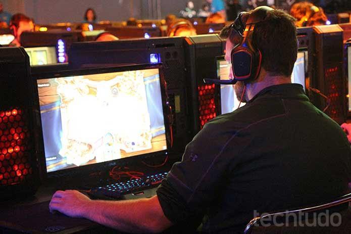 Hearthstone: Liga é formada por exploradores de Azeroth, o mundo de Warcraft (Foto: Felipe Vinha/TechTudo)