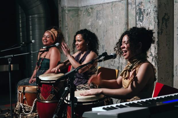 Mulheres garantem muita música e novas descobertas (Foto: Divulgação)
