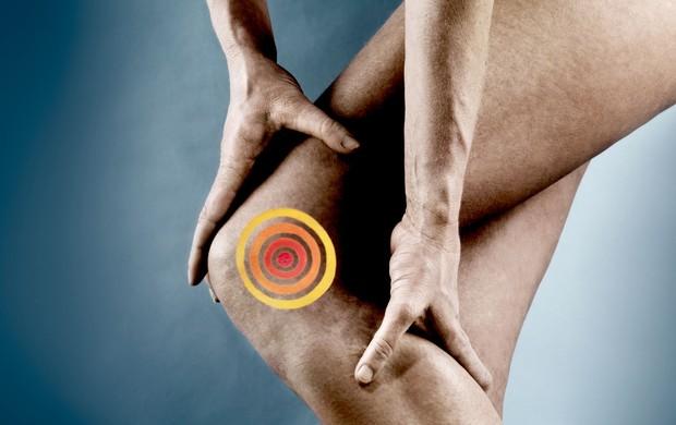 5 passos para recuperação de uma entorse de joelho
