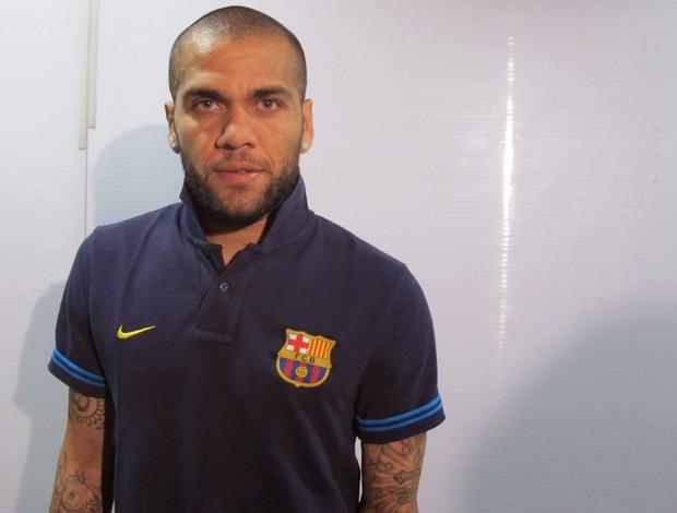 Especial Daniel alves (Foto: Carlos Mota / Globoesporte.com)