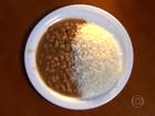 Arroz e feijão fizeram longa viagem até se completarem no prato brasileiro